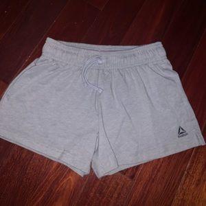 Reebok Women's Gray Shorts